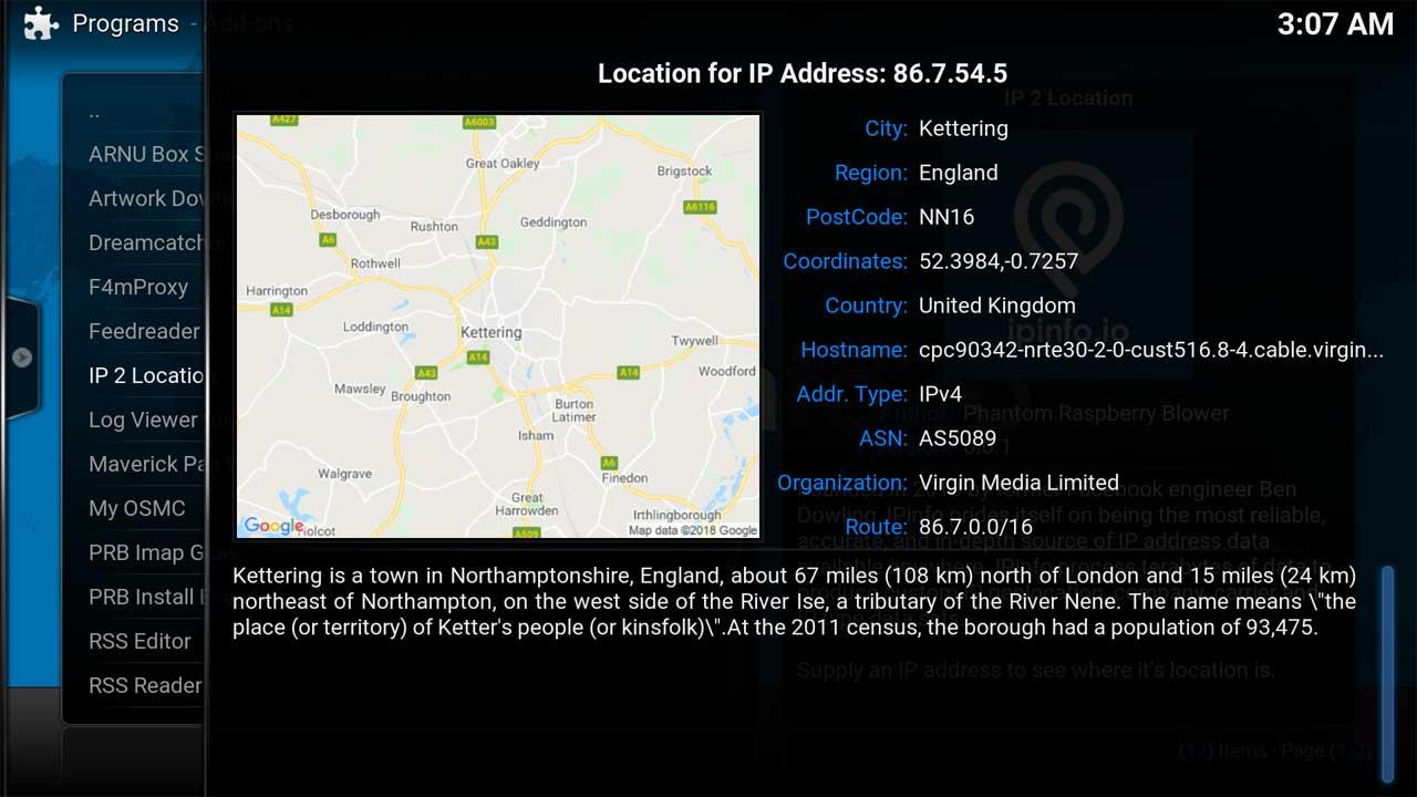 IP 2 Location