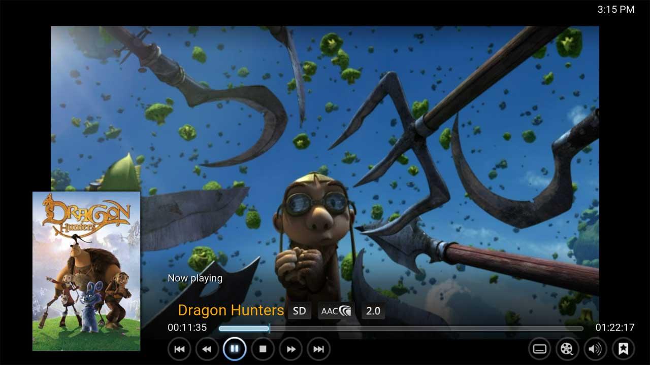 Animation Stream